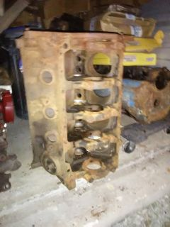 Ford 351 Cleveland engine parts