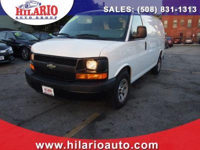 2014 Chevrolet Express 1500 1500 (Summit White)