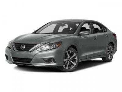 2016 Nissan Altima 2.5 (Deep Blue Pearl)