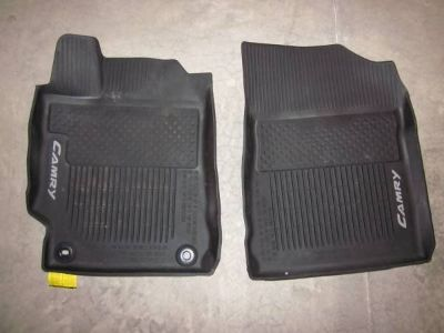 Authentic 2017 Toyota Camry All Weather Floor Liners