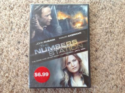 Numbers Station DVD