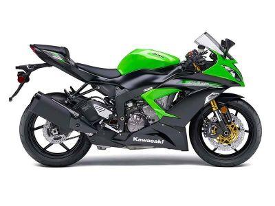 2014 Kawasaki Ninja ZX -6R ABS SuperSport Motorcycles Lake Park, FL