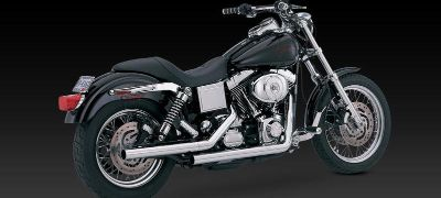 Purchase Vance & Hines Straightshots Original Exhaust 91-05 Harley Davidson Dyna Glide motorcycle in Ashton, Illinois, US, for US $431.96