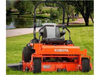 2016 Kubota Z725KH-60 Zero-Turn Radius Mowers Lawn Mowers New Braunfels, TX