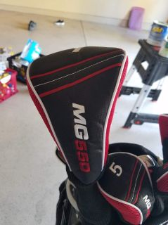 TourX MG550 Golf set