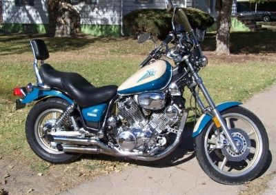 1996 Yamaha VIRAGO 1100