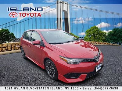 2016 Scion iM 5dr HB CVTLIFETIME WARRANTY (Barcelona Red Metallic)