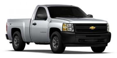 2011 Chevrolet Silverado 1500 Work Truck (Black)