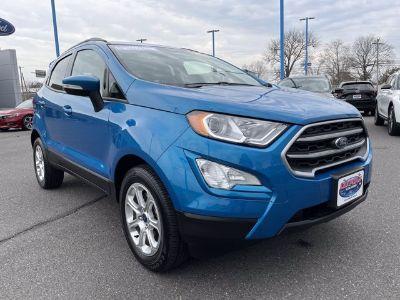 2019 Ford EcoSport ()