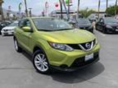 Used 2017 Nissan Rogue Sport Nitro Lime, 22.5K miles