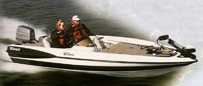 2000 Triton 170 Bass Boats Clinton Township, MI