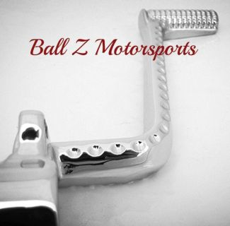 Find Hayabusa Ball Cut Chromed Chrome Stock/OEM Rear Foot Brake Foot Pedal Lever!!!!! motorcycle in Plattsburg, Missouri, US, for US $119.77