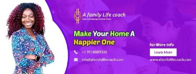 A Family Life Coach - We help people achieve their life goals. Think it! Do it!