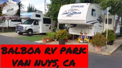 Experience an Exciting RV Trip with Balboa RV Park