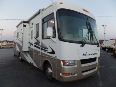 2007 Four Winds HURRICANE 34N