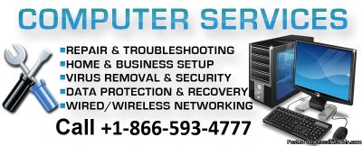 Full Computer Repair Service at Low Price Rate +1-866-593