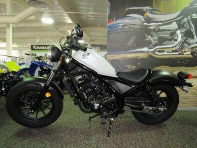 2017 Honda Rebel 300 Cruiser Motorcycles Irvine, CA