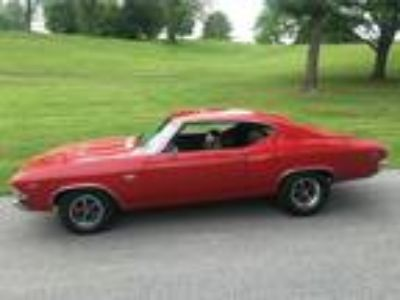 1969 Chevrolet Chevelle SS 396 454 cubic inch V8