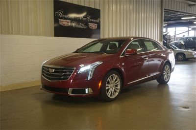 2018 Cadillac XTS Luxury Collection (Red)