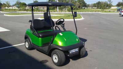 2017 Club Car Precedent i2 Electric Golf Golf Carts Lakeland, FL