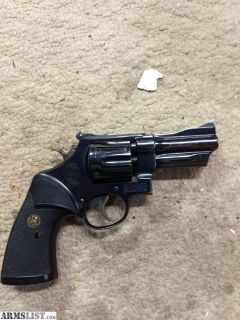 For Sale: Smith and Wesson 27-2 revovlver
