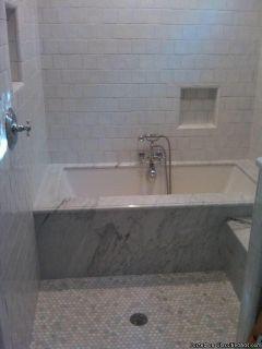 Tile Setter-Bathroom Remodels-Flooring-Kitchens