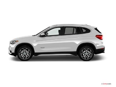 2018 BMW X1 F48 (Mineral White Metallic)