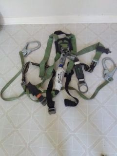 Large/Xl Full Body Harness