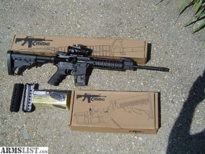 For Sale: DEDICATED COMPLETE CMMG UPPER AND LOWER IN 22LR