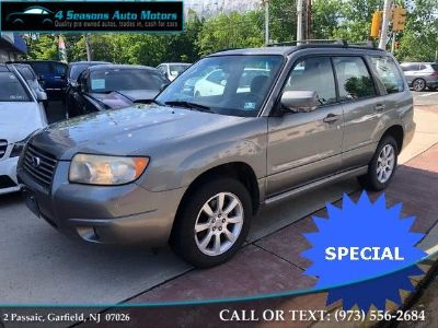 2006 Subaru Forester 2.5 X Premium Package (Champagne Gold Opal)