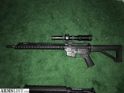 For Trade: 300 blackout ar15 with extras