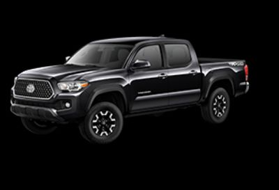 2018 Toyota Tacoma TRD Off-Road (Midnight Black Metallic)
