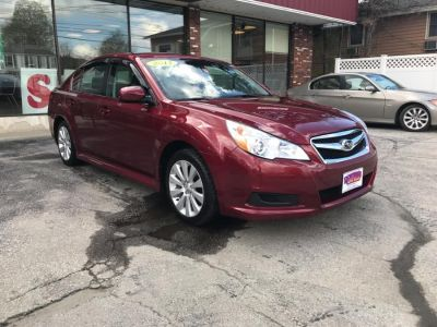 2011 Subaru Legacy 2.5i Limited (Red)