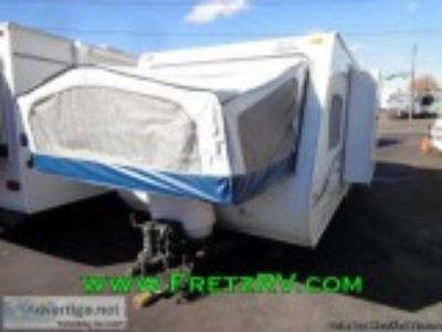 Used Jayco Jay Feather B Hybrid Travel Trailer for sale C