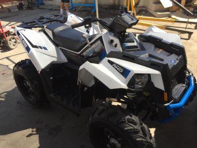 2016 Polaris Scrambler 850 ATV Sport Utility ATVs Castaic, CA