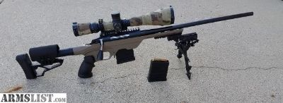 For Sale: Custom Tikka T3X MDT Sniper Rifle