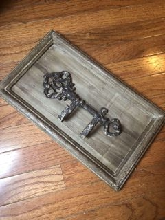 Key hanger decor