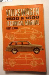 Orange Elfrink T3 1500/1600 Tech Manual