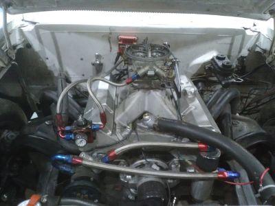 440 sbc 18 degree bowtie race engine