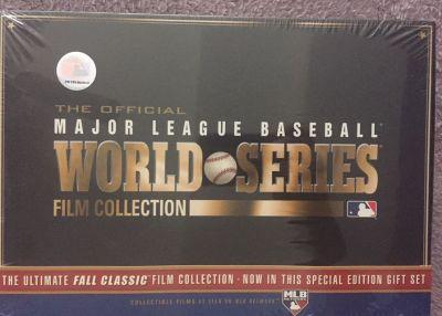 Major League Baseball World Series Collection