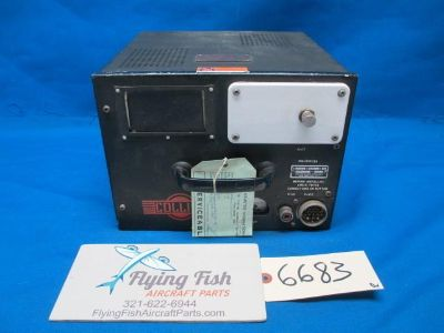 Buy Collins Radio Company Antenna Tuner Type: 180L-2 P/N: 506-1199-114 (6683) motorcycle in Melbourne, Florida, US, for US $789.99