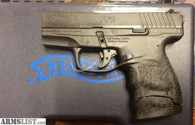 For Sale: Walther PPS 9mm LE