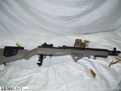 For Sale: Springfield M1A SOCOM