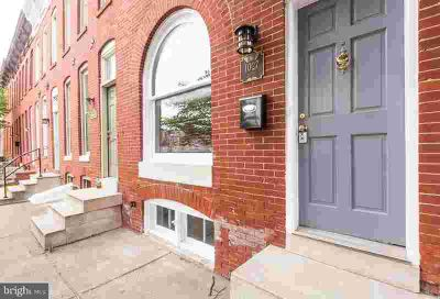 1027 S Hanover St BALTIMORE, Three BR Home with 2+ car