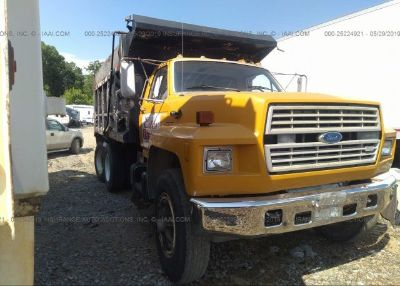 1984 FORD FT8000