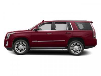 2018 Cadillac Escalade Platinum (Red Passion Tintcoat)