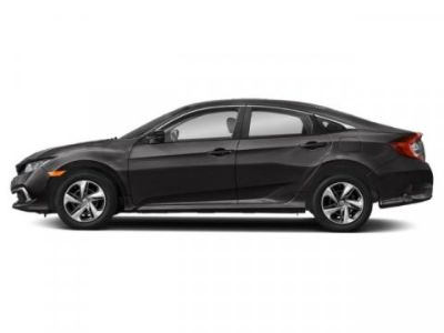 2019 Honda CIVIC SEDAN LX (Modern Steel Metallic)