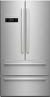 Black Friday Special: Counter-Depth Stainless French Door Refrigerator
