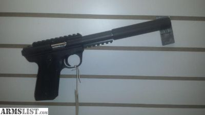 For Sale: Ruger Mark 3 with Gemtech Outback ll (FREE SHIPPING )