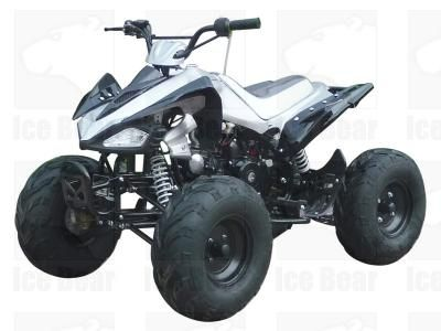 ATV (PAH125-12) Metallic Silver/Black